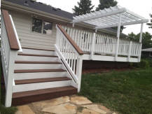 Deck Stain/Paint After